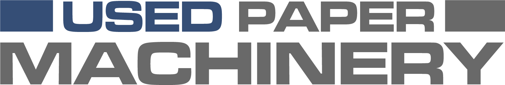Logo Used Paper Machinery